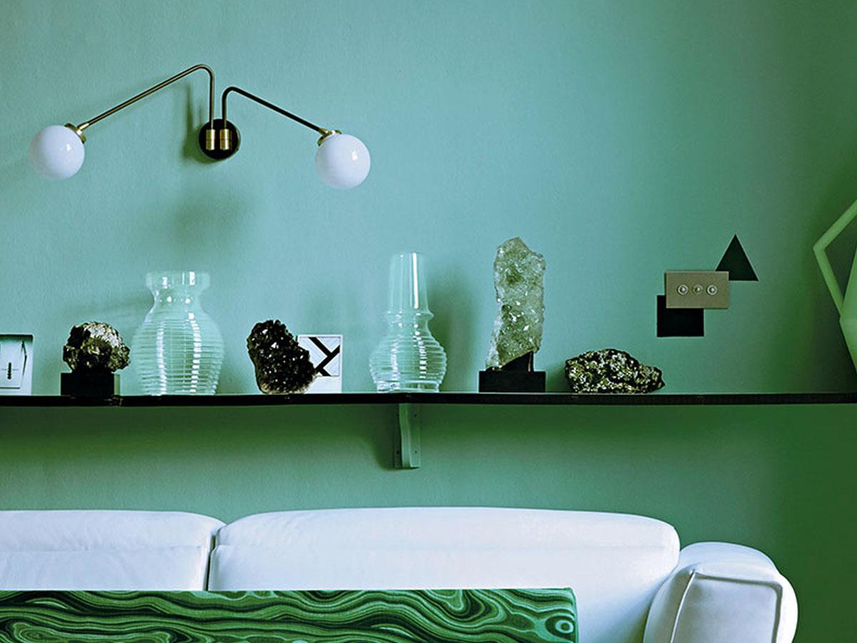 peinture les couleurs tendances de la rentr e. Black Bedroom Furniture Sets. Home Design Ideas